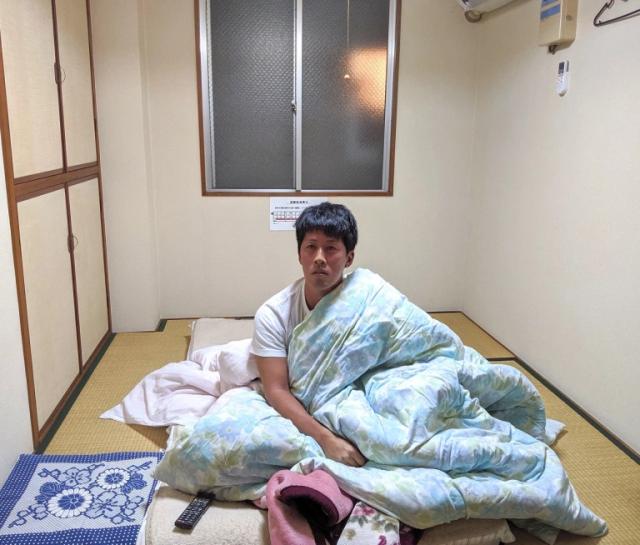 Маленький секрет самого дешевого отеля Японии