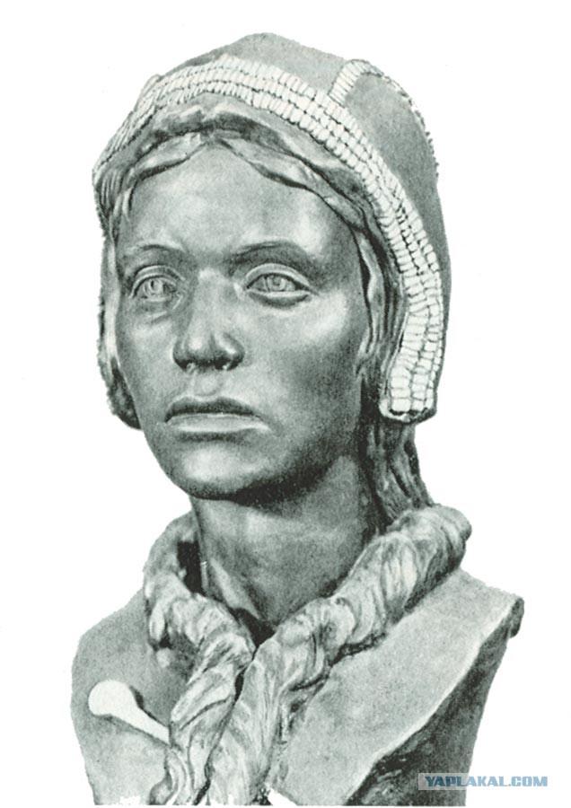 Лица древней Руси