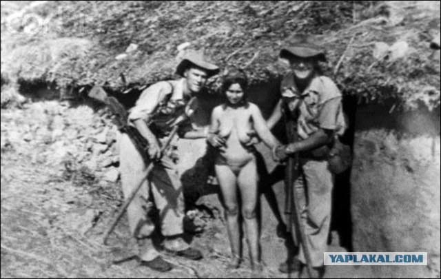 У немцев в плену порно36