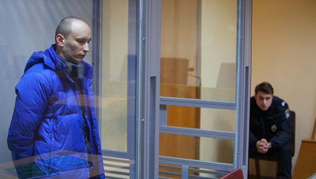 В Киеве российских военных приговорили