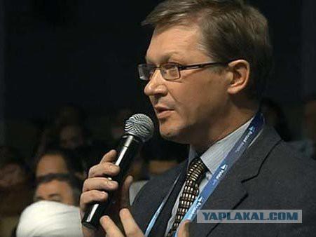 Владимир Рыжков не исключает отъездна Украину