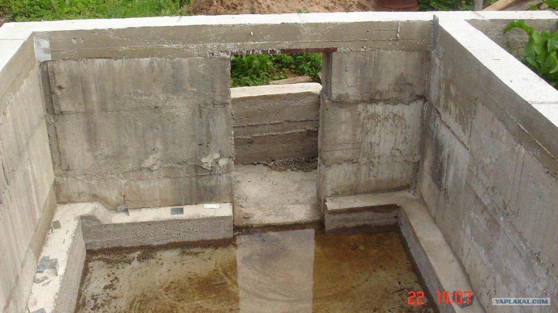 Фундамент плита под сарай своими руками