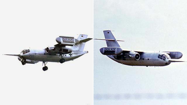 25 Необычных самолетов