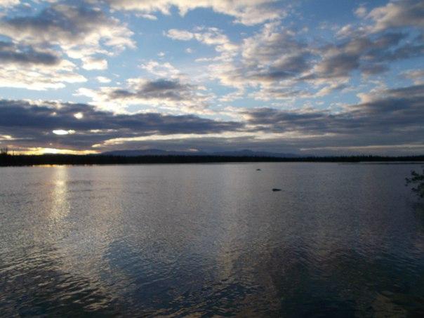 Сплав по реке Умба, Кольский полуостров с выходом в Белое море