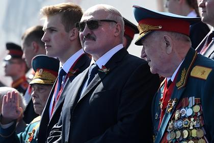 Лукашенко назвал Москву столицей Родины