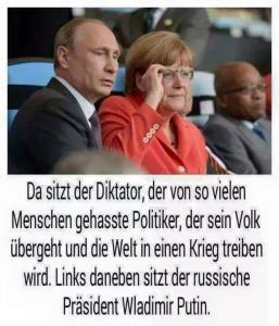 Немцы троллят Меркель
