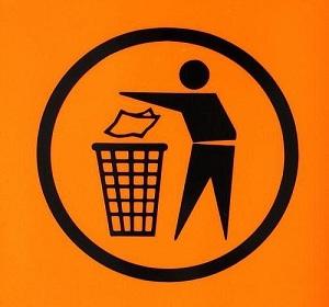 Как выкидывают мусор в разных странах