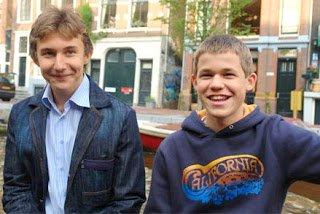 Шахматный финал - Карякин - Карлсен!