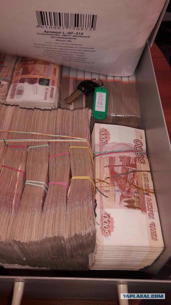 Экс-глава Северо-Западного Ростехадзора добровольно выдал ещё полмиллиарда рублей