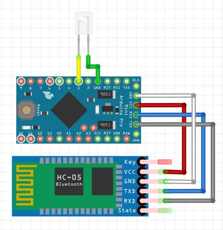 Arduino робот своими руками c пультом wi-fi 537