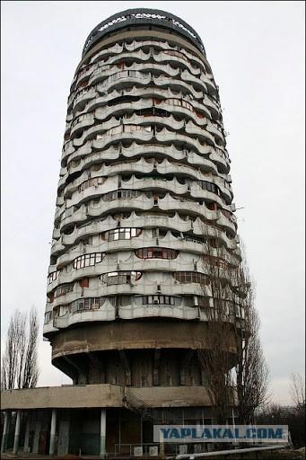Запасной командный пункт стран Варшавского Договора.Молдова