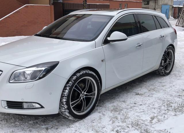 Кто хочет купить полный привод? Opel Insignia I