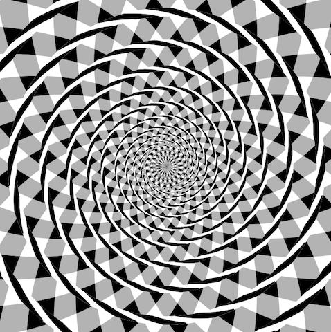 Оптические иллюзии, которые сломают вам мозг