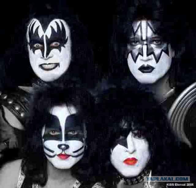 02 Авг 2012 - 14:13. Американская рок-группа Kiss анонсировала выпуск свое