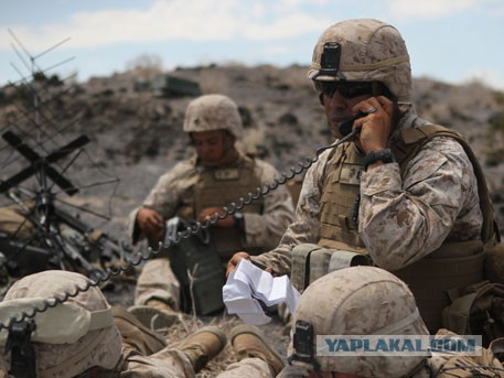 Удар американцев по сирийской армии случайным не был.