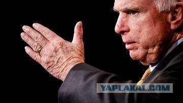 Маккейн требует военную операцию против ФИФА