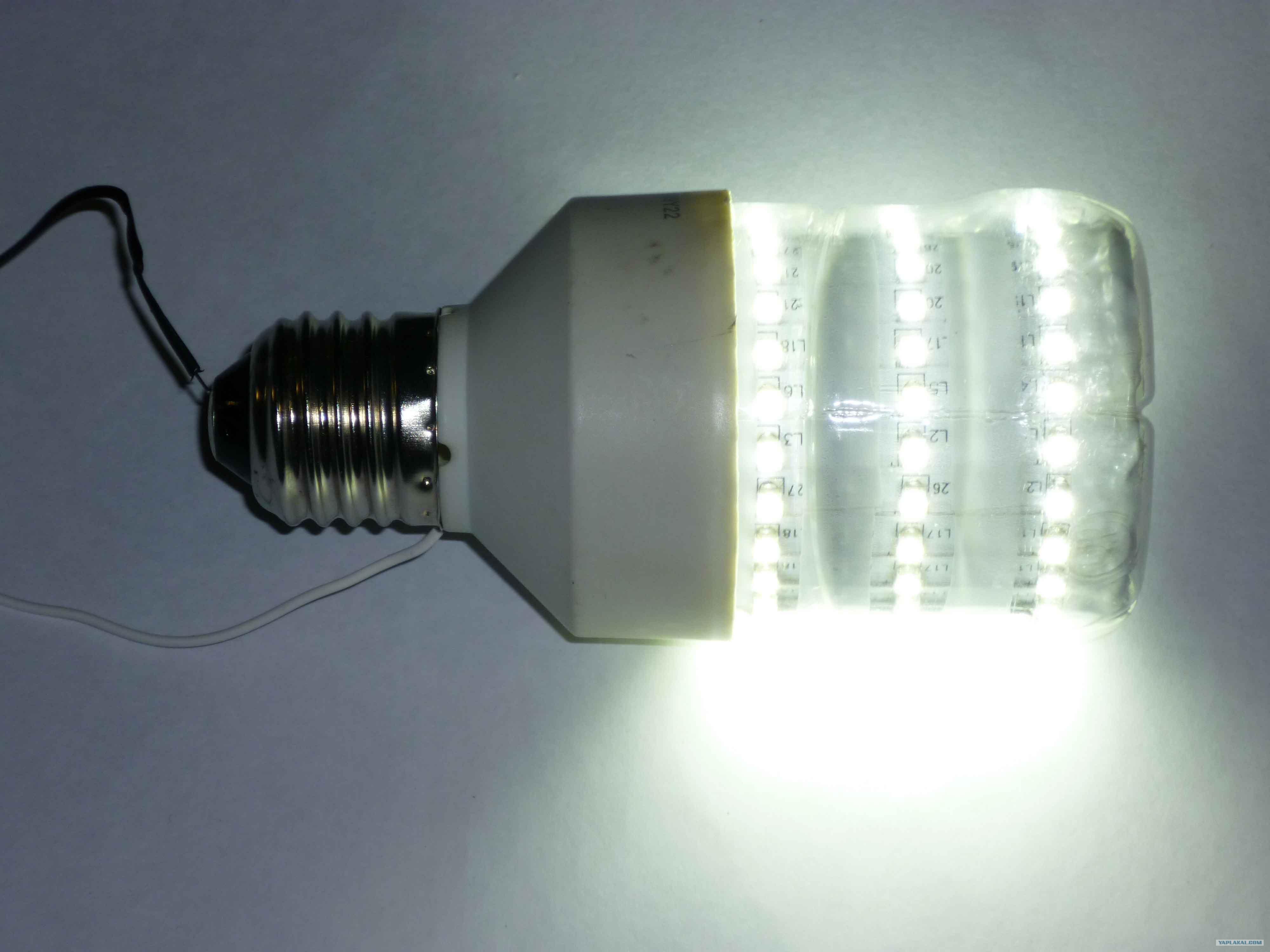 Как сделать так чтобы лампочки не перегорали