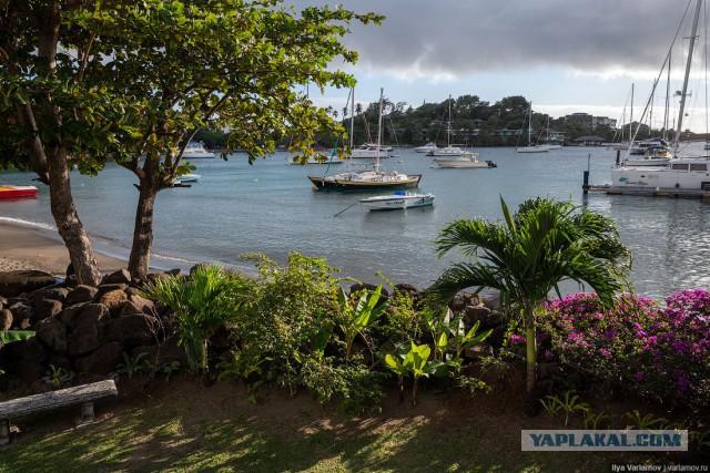 Сент-Винсент и Гренадины: кури, бухай, отдыхай