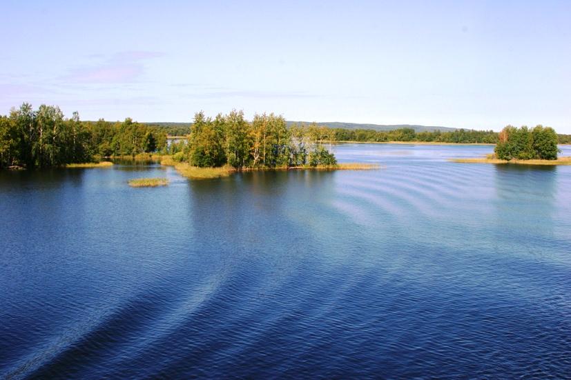 ристилахти озеро рыбалка