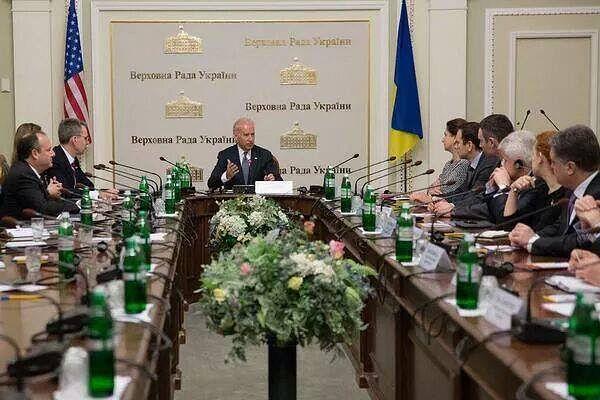 Верховная Рада вчера