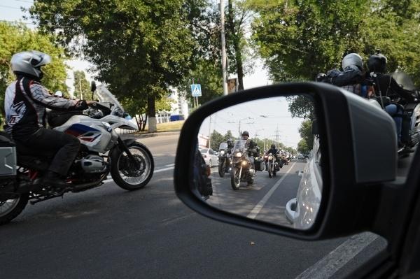 В Подмосковье молодой человек расстрелял пятерых байкеров