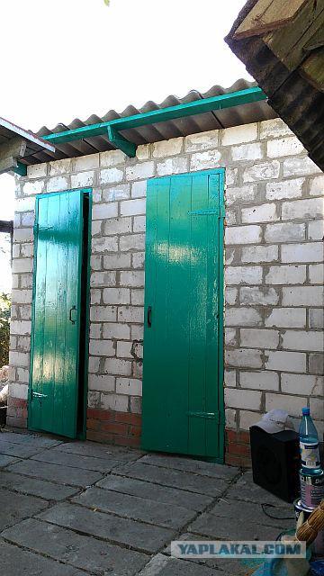 Строим летний душ и туалет на участке