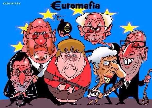 Голландцы против Украины, своих политиков и ЕС, ЗА РЕФЕРЕНДУМ!