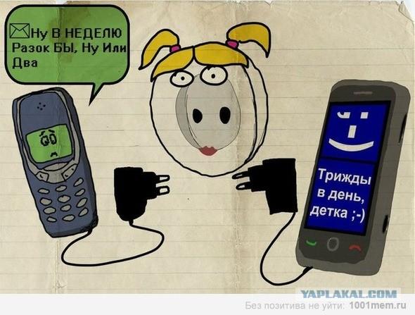Как сделать зарядку телефона полным