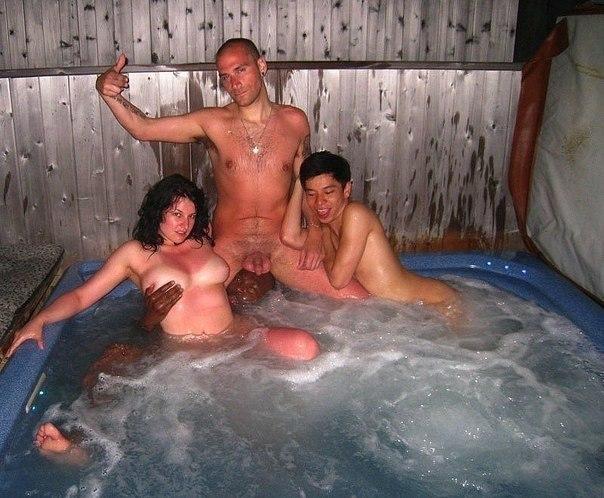 Порно в бане без цензуры