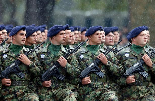 Сербия готова ввести войска вКосово