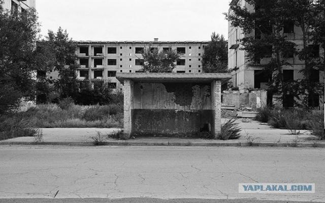 Мертвый город Аркалык