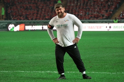 Кадыров ответил «брату» Слепакову про Дзюбу, Египет и пармезан