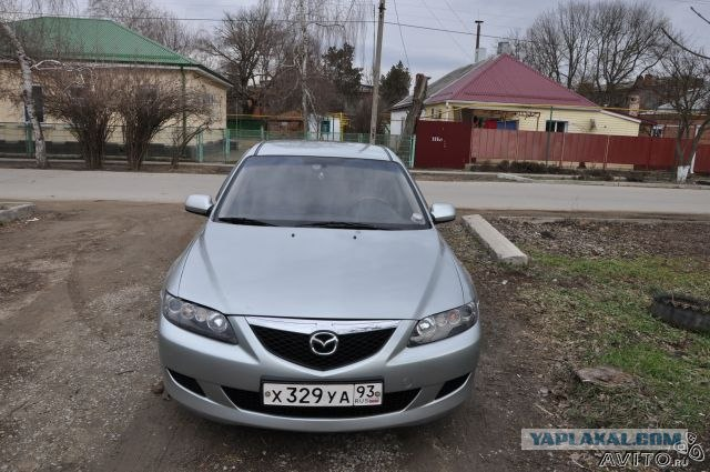 Mazda 6 2003 г.в. срочно продам
