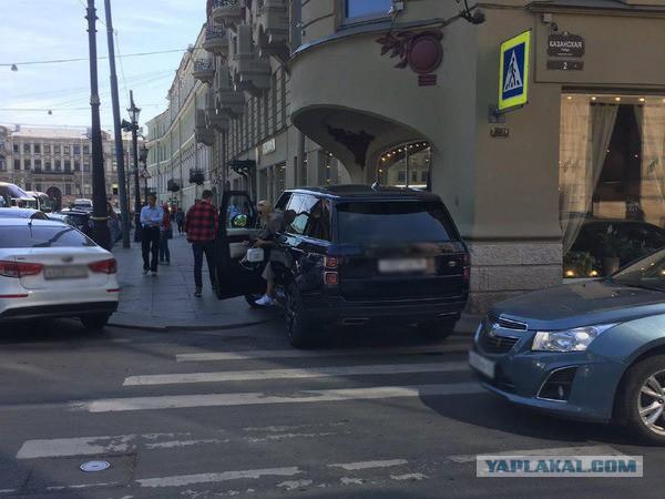 Дорожное распутство. Охотница за миллионерами вышла на панель у Казанского собора