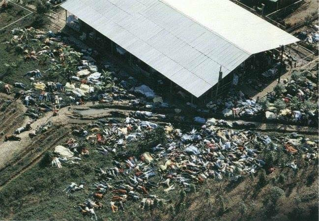 Бойня в Джонстауне: 40-я годовщина гибели