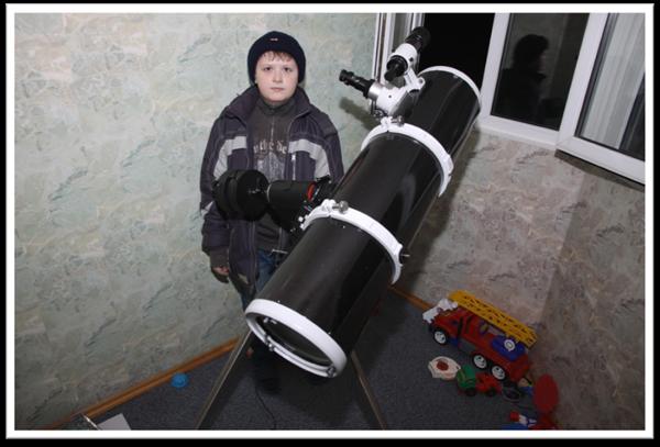 Монтировка для телескопа своими руками фото 501