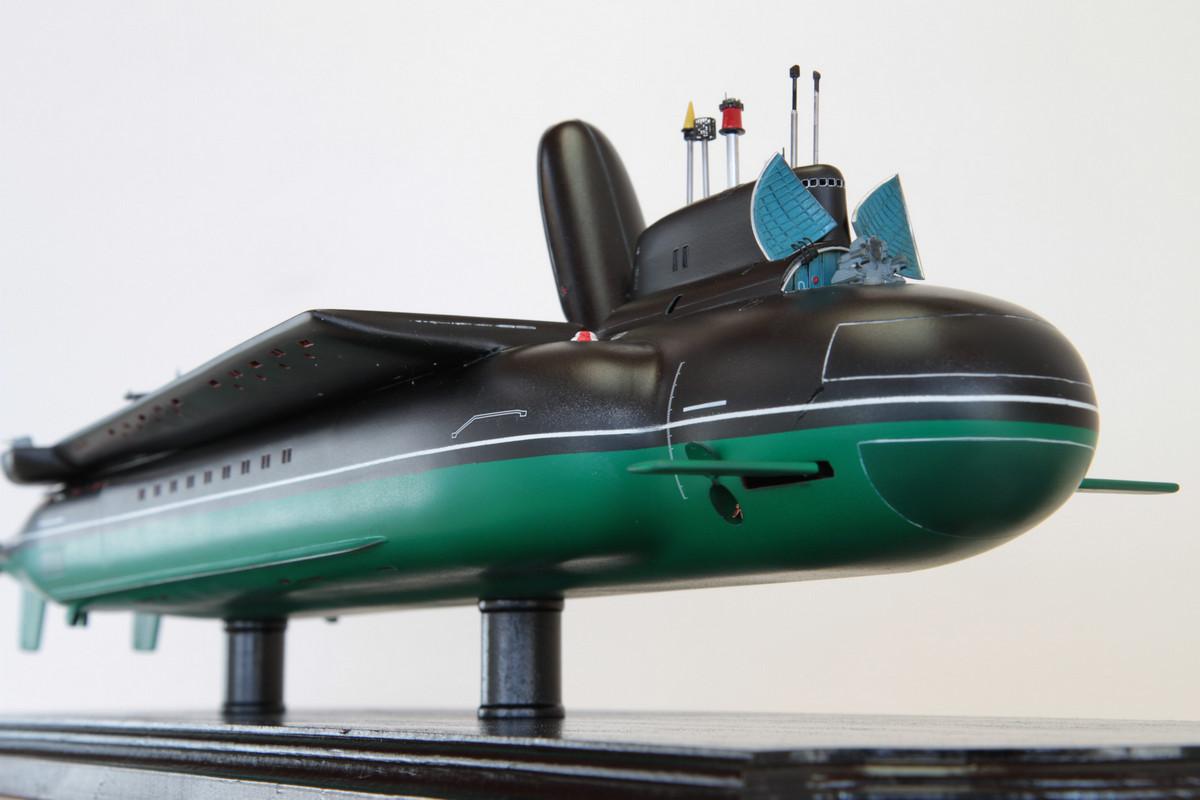 подводные лодки авианосцы