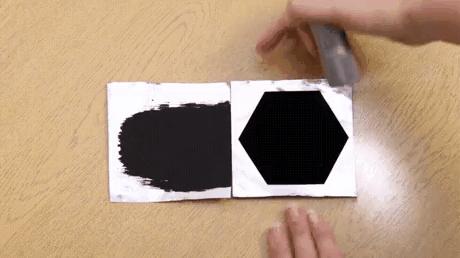 Чернее чернейшей черноты бесконечности: физики создали поглощающий свет суперматериал