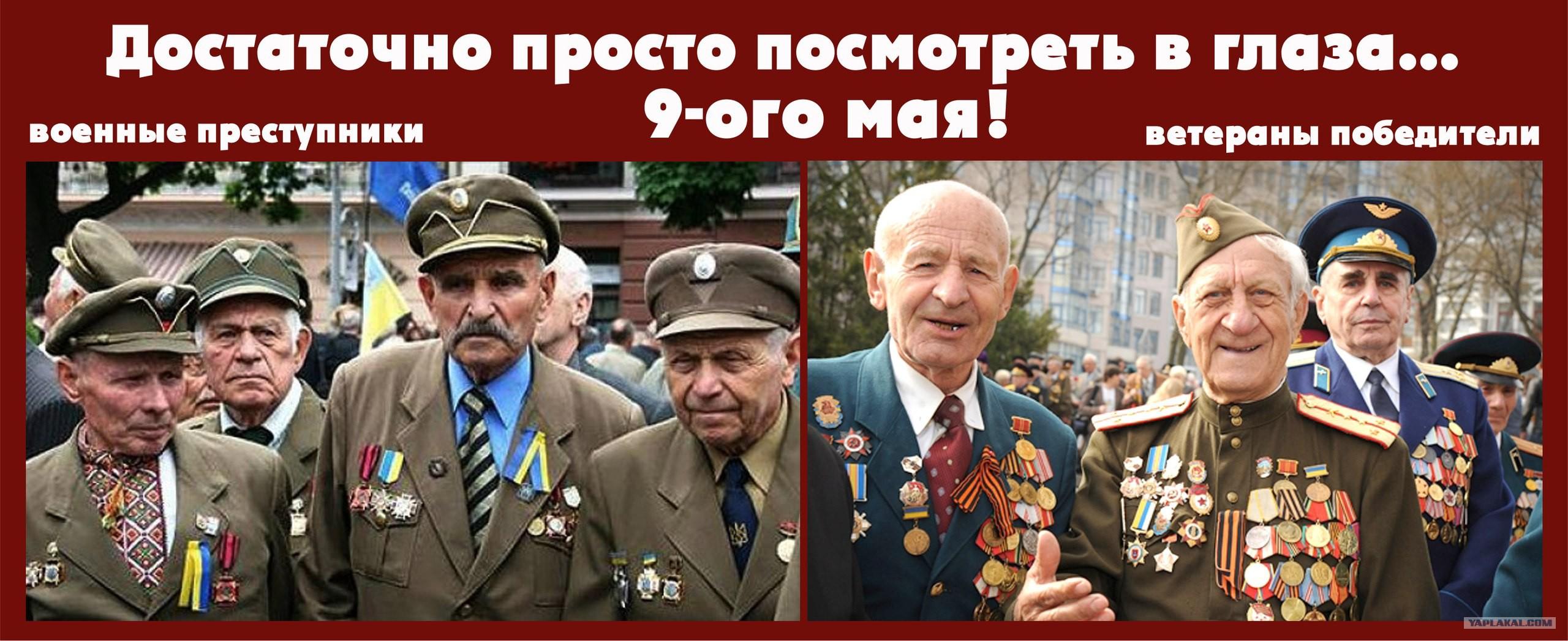 На Украине причислили УПА к победителям над нацизмом
