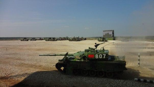 Китайские танки, такие китайские...