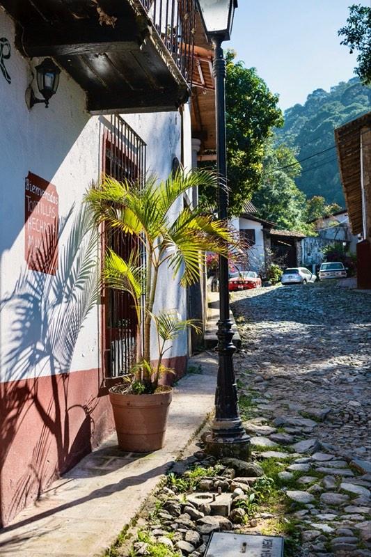 Мексика: как выглядят деревни