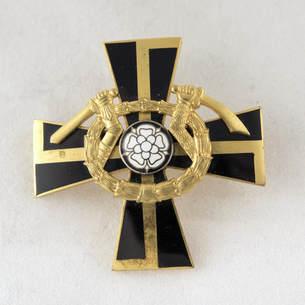 Крест Маннергейма за уничтожение госпиталя