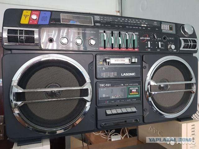 Магнитофон Lasonic TRC-931