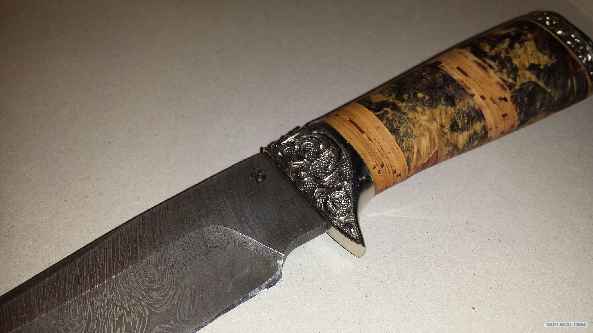 Больстер на нож своими руками
