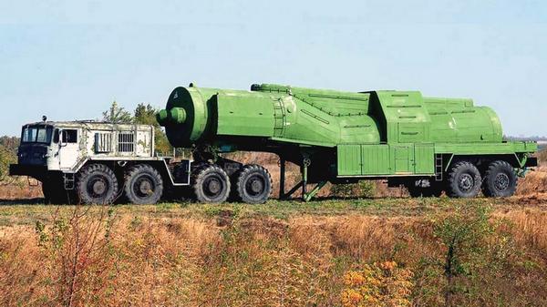 Баллистическое обеспечение: автомобили ракетных войск Советской армии