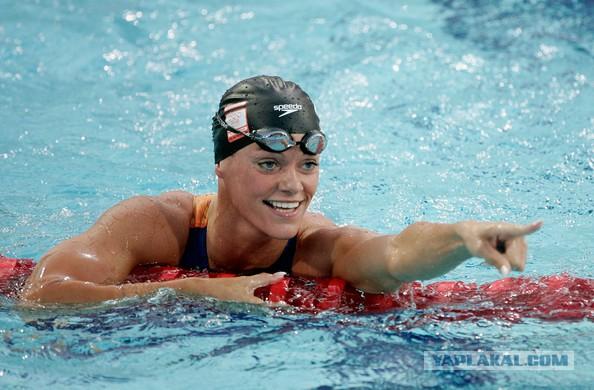 Четырехкратная олимпийская чемпионка полностью обнажилась в телешоу