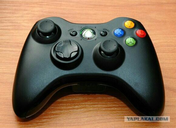 Джойстик для Xbox360 обмен на пиво