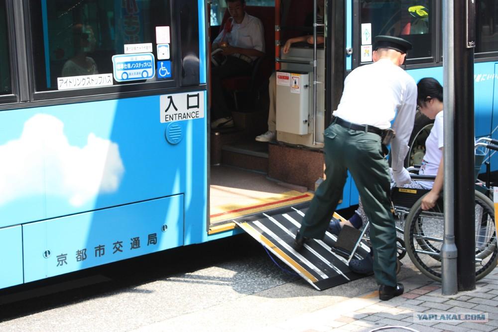 Японки фото в транспорте