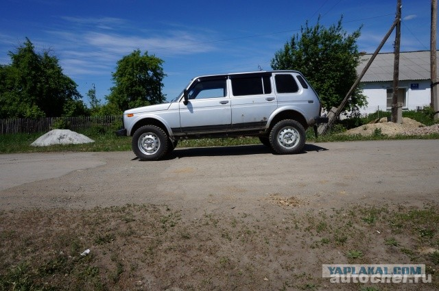 Продам ВАЗ-21310 (Нива)