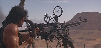 Top Russian machine guns